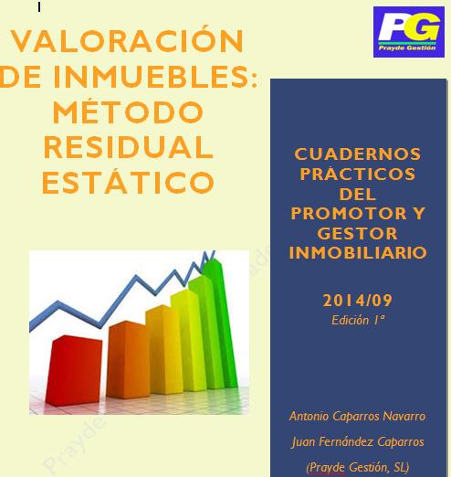 Metodo Residual Estatico Valoraciones