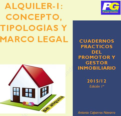 El alquiler y su marco legal