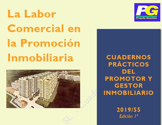 Labor Comercial de una promoción CPI 55