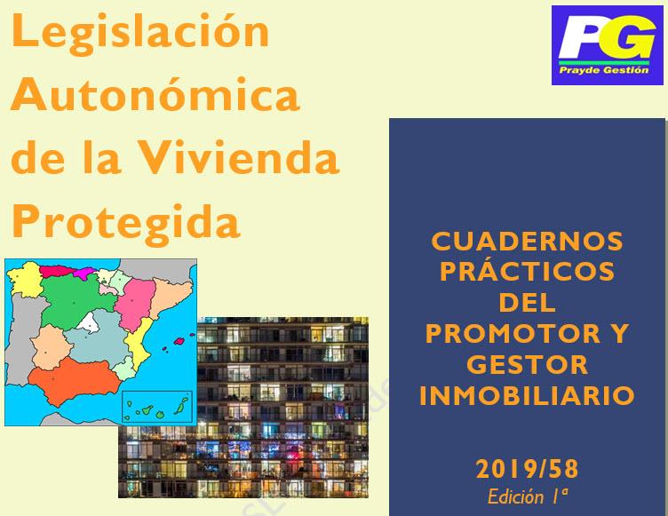 CPI 58 Legislacion Autonomica de Vivienda Protegida