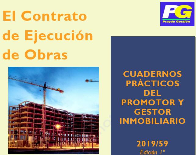 CPI 59 El Contrato de Ejecución de Obras