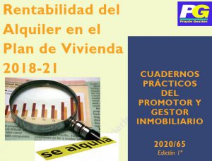 CU65 Alquiler Plan Vivienda 2018-21